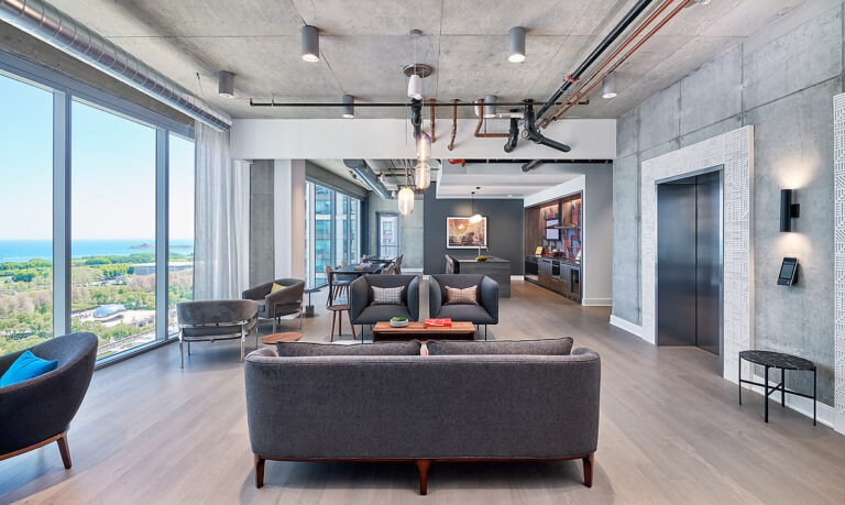 Floor 18 Commons